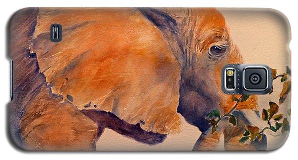 Elephant Eating Galaxy S5 Case