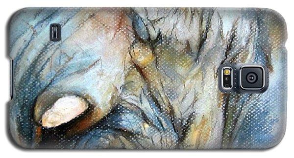 Elephant Eye Galaxy S5 Case by Jieming Wang