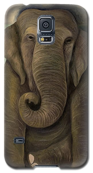 Elephant In The Room Wip Galaxy S5 Case