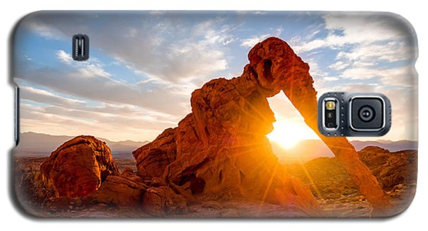 Elephant Rock Galaxy S5 Case
