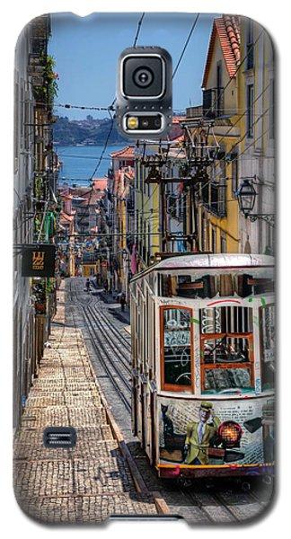 Elevador Da Bica Lisbon Galaxy S5 Case