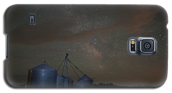 Elevators And Milky Way Galaxy S5 Case
