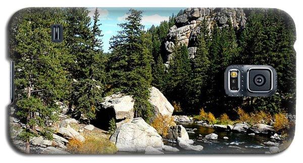 Eleven Mile Canyon Stream Galaxy S5 Case