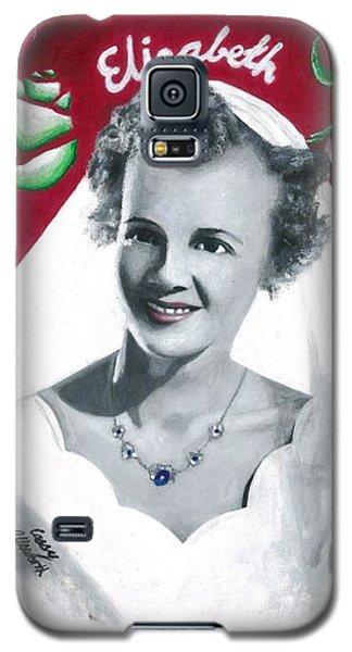 Elizabeth Galaxy S5 Case