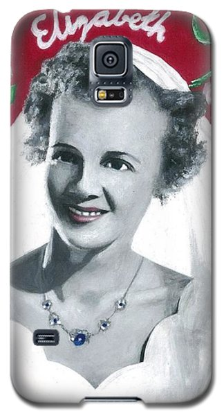 Elizabeth Galaxy S5 Case