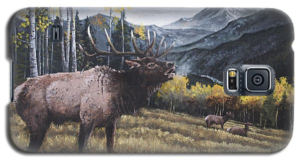 Elk Bugle Galaxy S5 Case