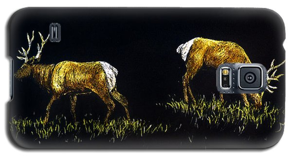 Elk Bulls Galaxy S5 Case