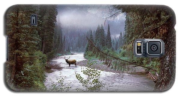 Elk Crossing 2 Galaxy S5 Case