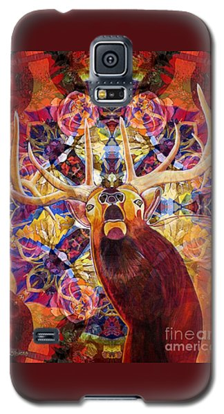 Elk Spirits In The Garden Galaxy S5 Case