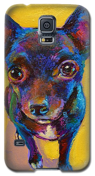 Ella The Chihuahua Galaxy S5 Case