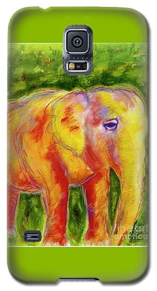 Elle Galaxy S5 Case by Beth Saffer