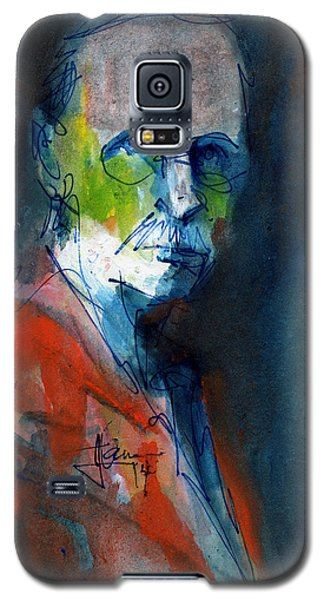 Galaxy S5 Case featuring the photograph Elliot I by Jim Vance