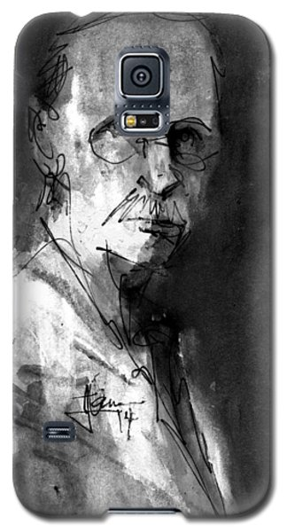 Galaxy S5 Case featuring the photograph Elliot II by Jim Vance