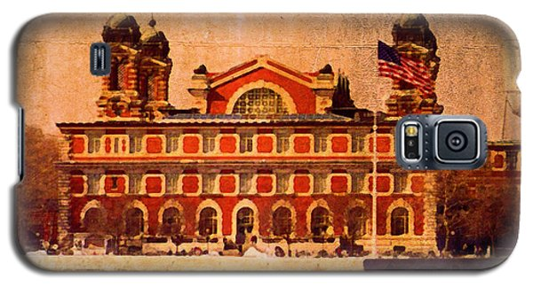 Ellis Island Galaxy S5 Case
