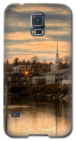 Ellsworth Sunset Galaxy S5 Case