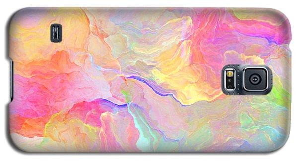 Eloquence - Abstract Art Galaxy S5 Case
