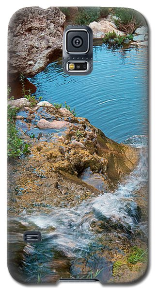 Galaxy S5 Case featuring the photograph Elves Chasm by Britt Runyon