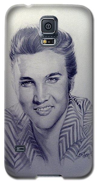 Elvis Galaxy S5 Case by Lori Ippolito