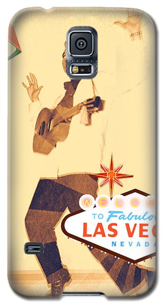 Elvis On Tv Galaxy S5 Case
