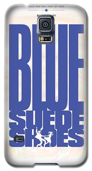 Elvis Presley - Blue Suede Shoes Galaxy S5 Case