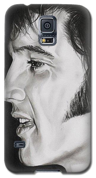 Elvis Presley  The King Galaxy S5 Case
