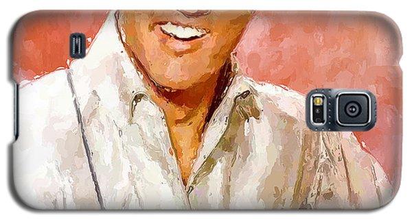 Elvis Singing 3 Galaxy S5 Case
