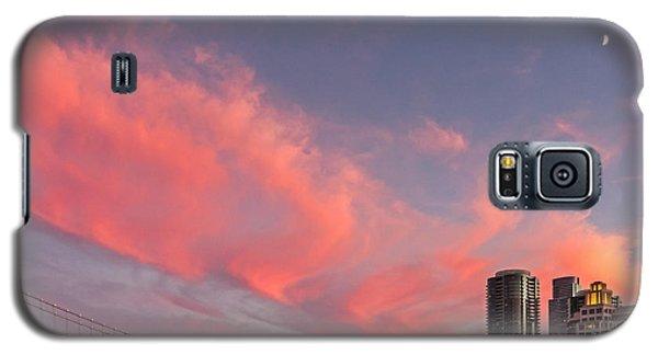 Embarcadero Sunset Galaxy S5 Case