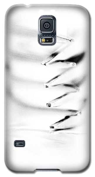 Galaxy S5 Case featuring the photograph Embrace II by Wade Brooks