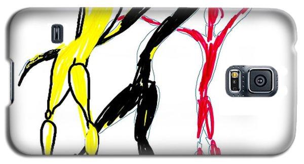 Embracing Freedom Galaxy S5 Case by Yolanda Raker
