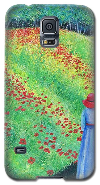 Embracing The Moment Galaxy S5 Case by Susan DeLain