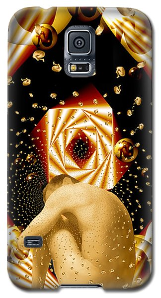 Embryonic Voyage Galaxy S5 Case
