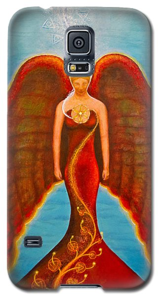 Emeliah Angel Of Inner Journeys Galaxy S5 Case