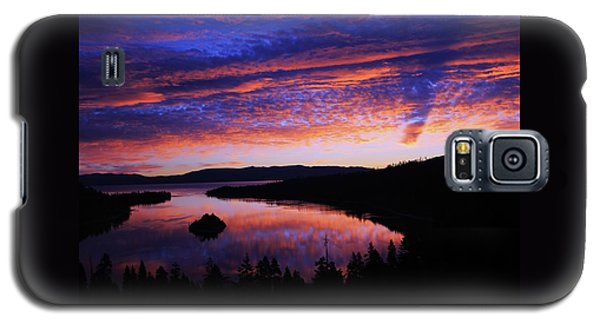Emerald Bay Awakens Galaxy S5 Case
