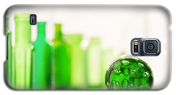 Emerald City II Galaxy S5 Case