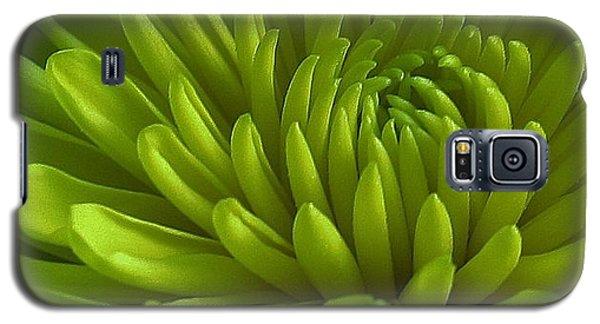 Emerald Dahlia Galaxy S5 Case