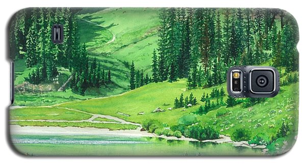 Emerald Lake Galaxy S5 Case