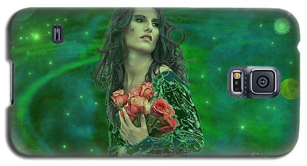 Emerald Universe Galaxy S5 Case