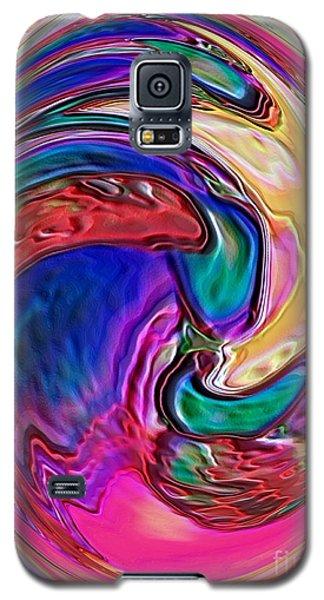 Emergence - Digital Art Galaxy S5 Case