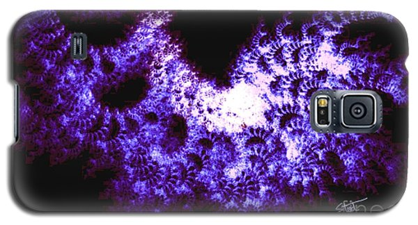 Galaxy S5 Case featuring the digital art Emerging Id by Steed Edwards