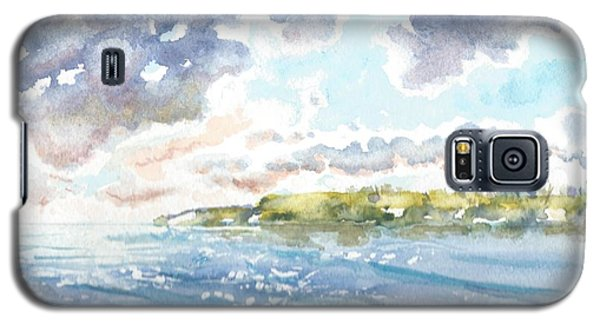 Emerging Sun  Galaxy S5 Case