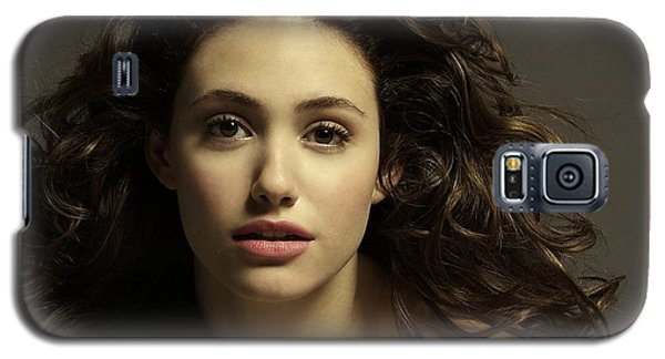 Emmy Rossum Galaxy S5 Case