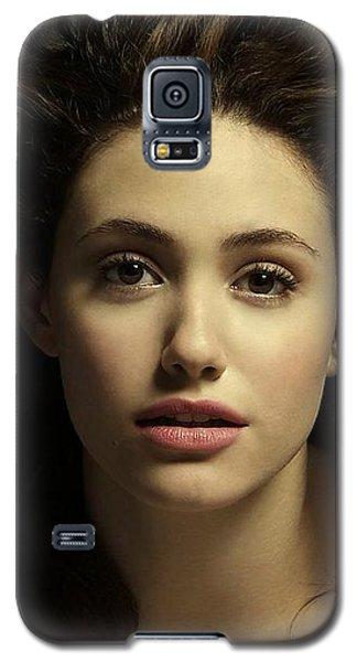 Emmy Rossum Galaxy S5 Case