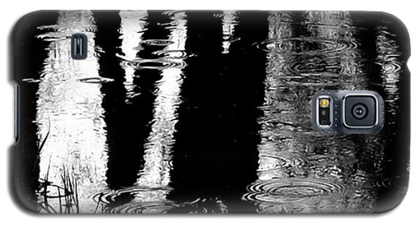 Emotional Crossing - Natures Tear Drops Galaxy S5 Case