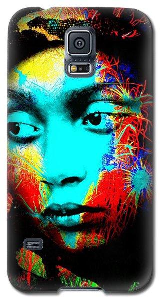 Emotional Fireworks Galaxy S5 Case