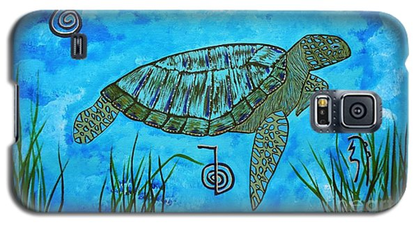 Emotional Healing With The Sea Turtle Galaxy S5 Case