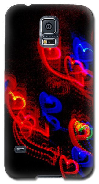 Galaxy S5 Case featuring the photograph Emotions by Rowana Ray