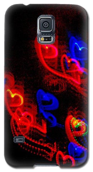 Emotions Galaxy S5 Case by Rowana Ray