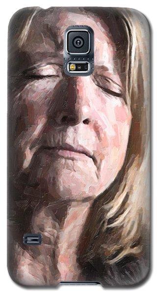 Empathy Galaxy S5 Case by Paul Davenport