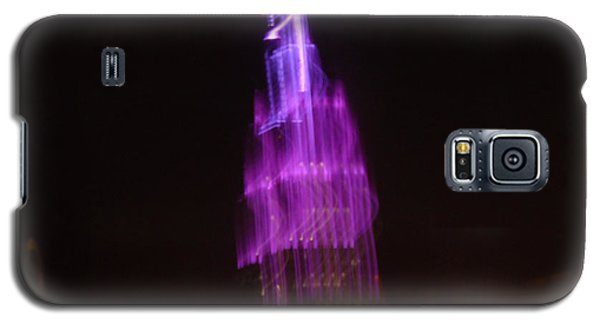 Empire Light Blur Galaxy S5 Case