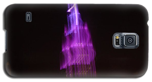 Empire Light Blur Galaxy S5 Case